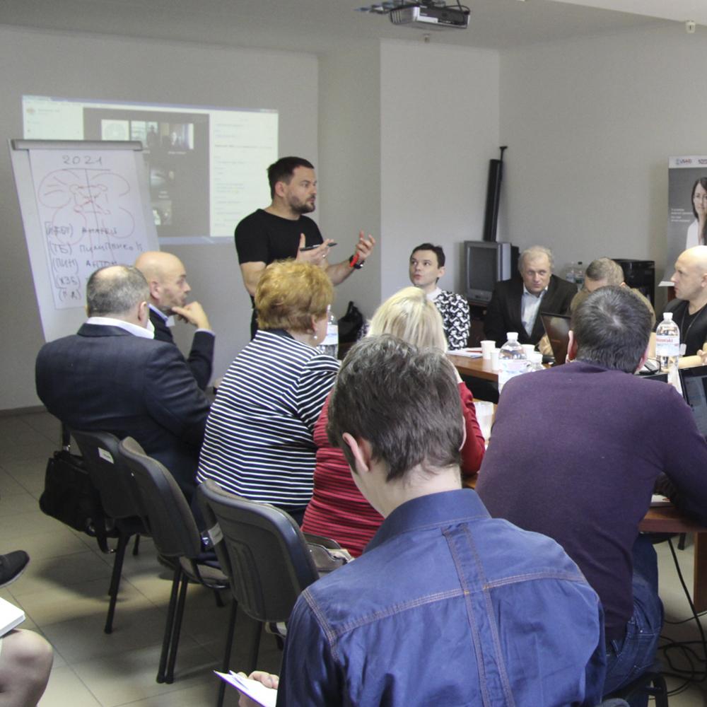 Стартував цикл зустрічей з підготовки заявки на фінансування до Глобального Фонду