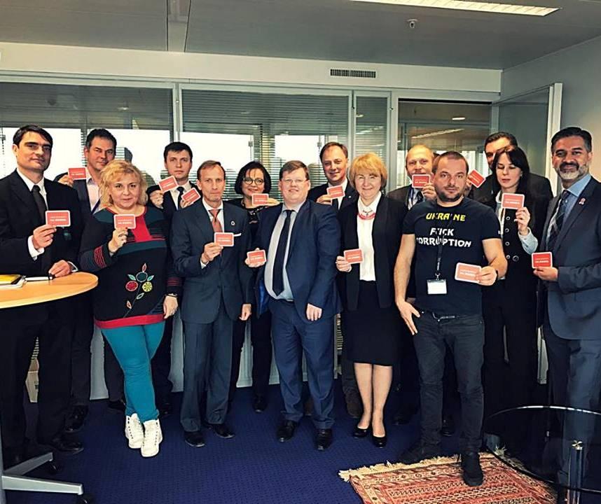Дмитро Шерембей зустрівся в Женеві з головою Глобального Фонду