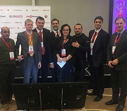 Мережа заявила про успіхи України на весь регіон Східної Європи та Центральної Азії