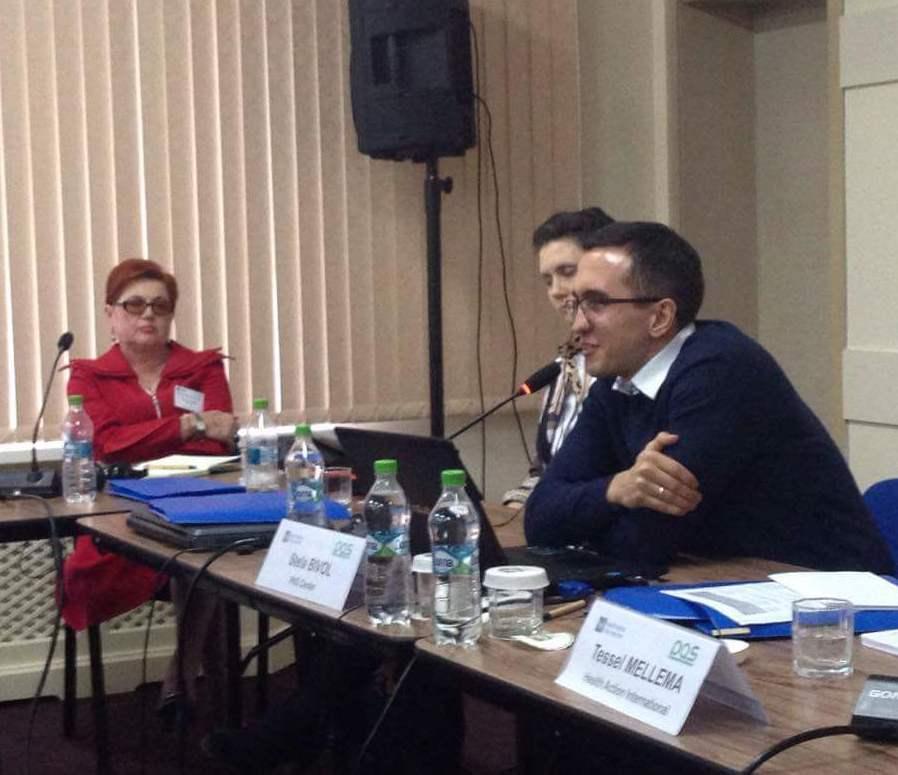 Мережа поділилася досвідом підвищення доступності ліків на круглому столі в Молдові