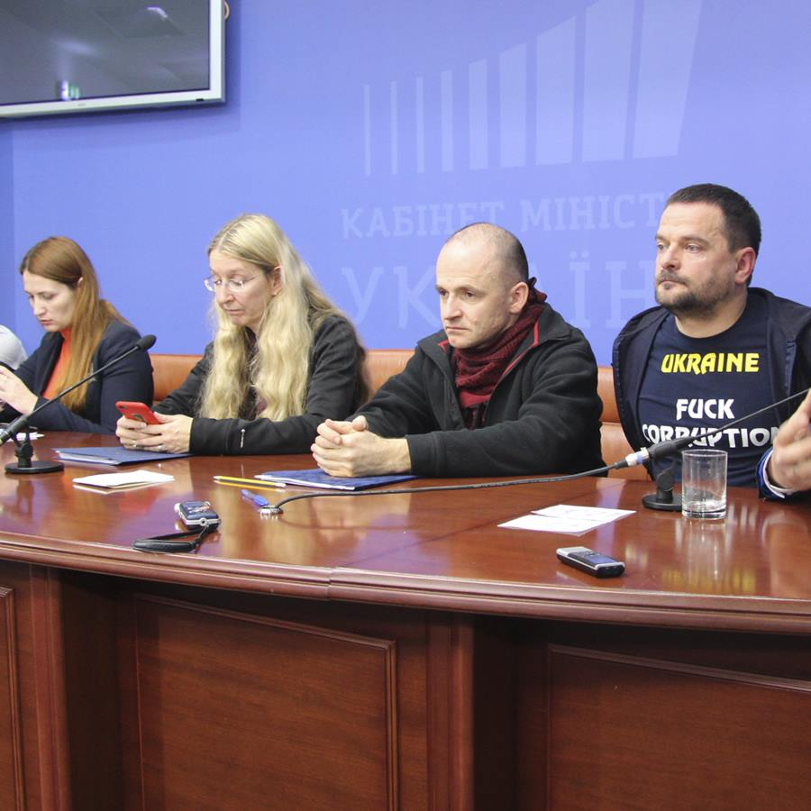 Пацієнтський рух України виступив на підтримку команди МОЗ