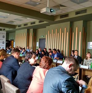 Мережа взяла участь у розробці стратегії Fast Track Cities для Києва