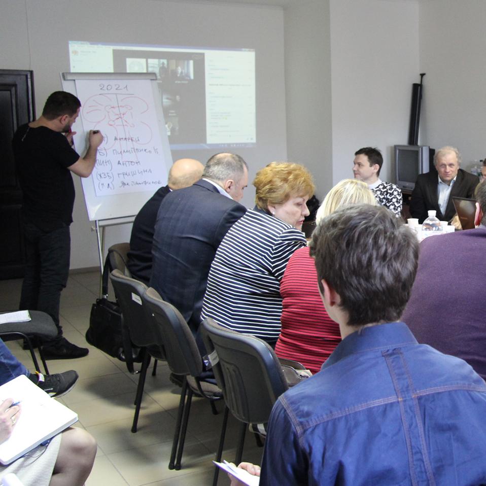 Графік засідань підгруп з підготовки проекту запиту України до Глобального фонду (оновлюється)