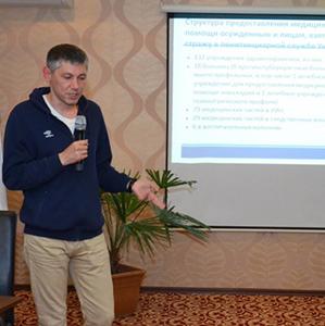 Мережа поділилась досвідом реалізації протитуберкульозних програм на тренінгу в Баку