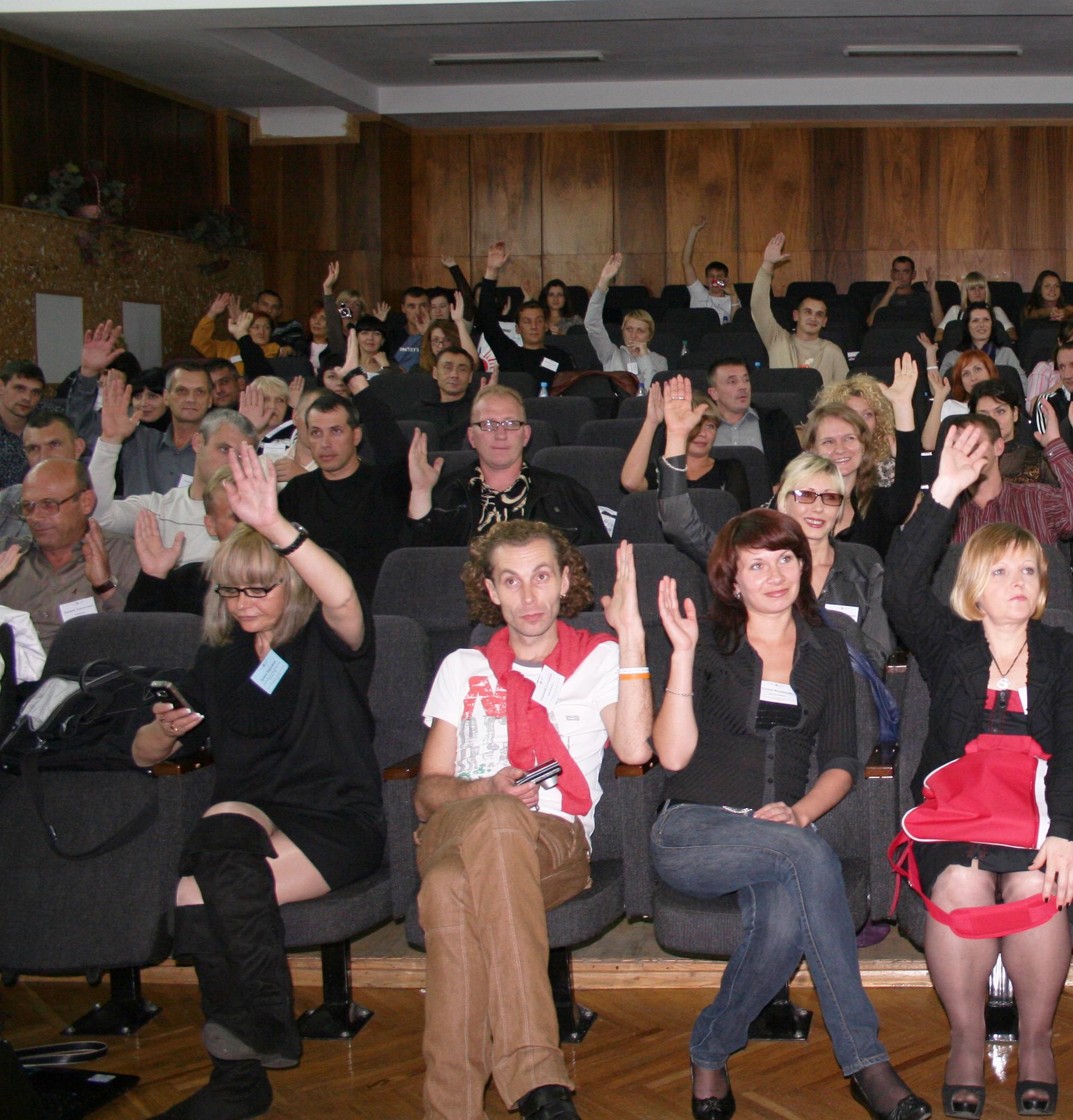 Начало избирательной кампании по избранию членов Координационного Совета БУ «Сеть»