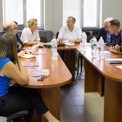 Для Украины будет разработан инновационный проект по борьбе с эпидемией гепатита С