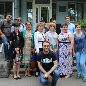 Сеть поделилась опытом с коллегами из Центрально-Азиатской Ассоциации ЛЖВ