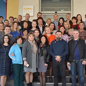 Голова Координаційної ради провів стратегічні сесії з Дніпропетровським та Криворізьким відділеннями