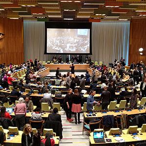 ООН призывает ускорить меры по прекращению эпидемии ВИЧ / СПИДа