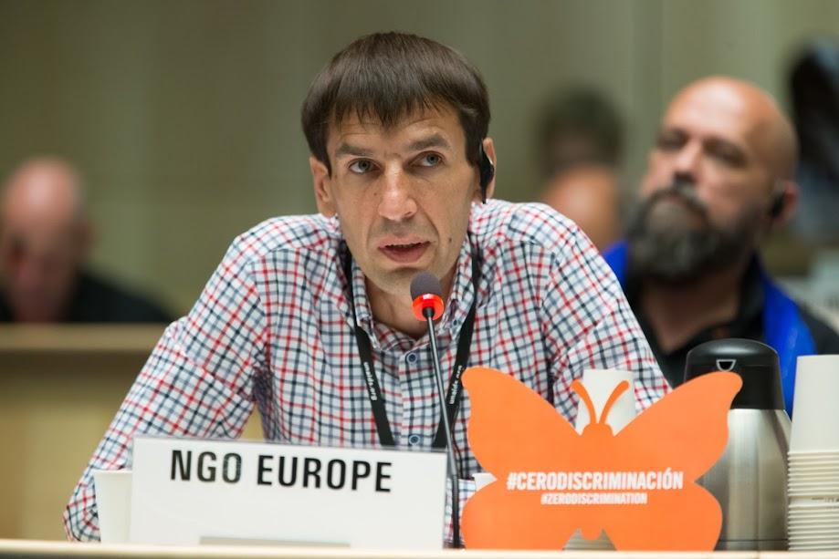 Представитель Сети выступил на Координационном совете UNAIDS