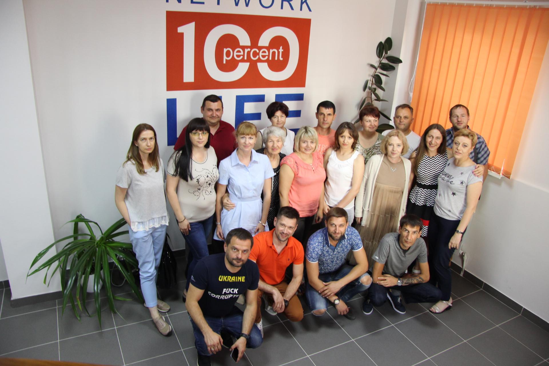 Експерти з ВІЛ із Молдови вивчили досвід Мережі