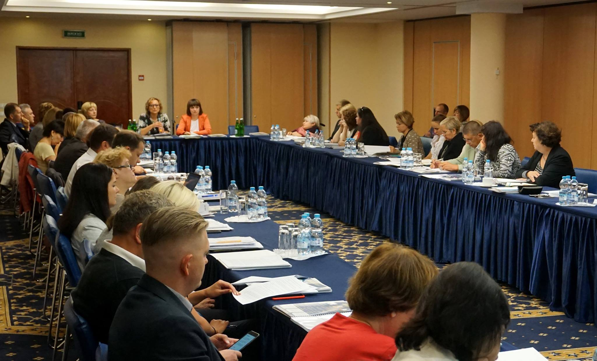 The network develops a system for monitoring social services in Ukraine