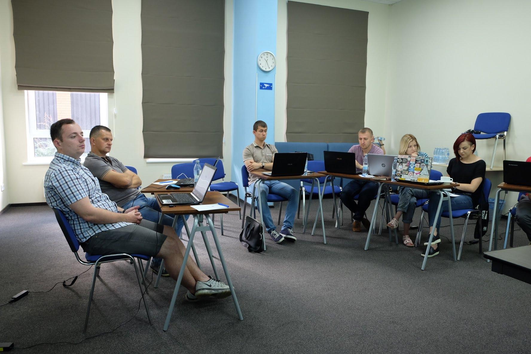 В Киеве представители региональных НПО обсудили бюджетный процесс в сфере здравоохранения – USAID HealthLink