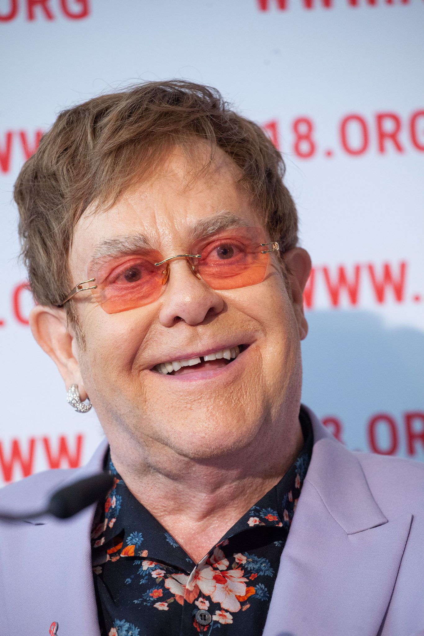 The Elton John Foundation praised the Network's activities