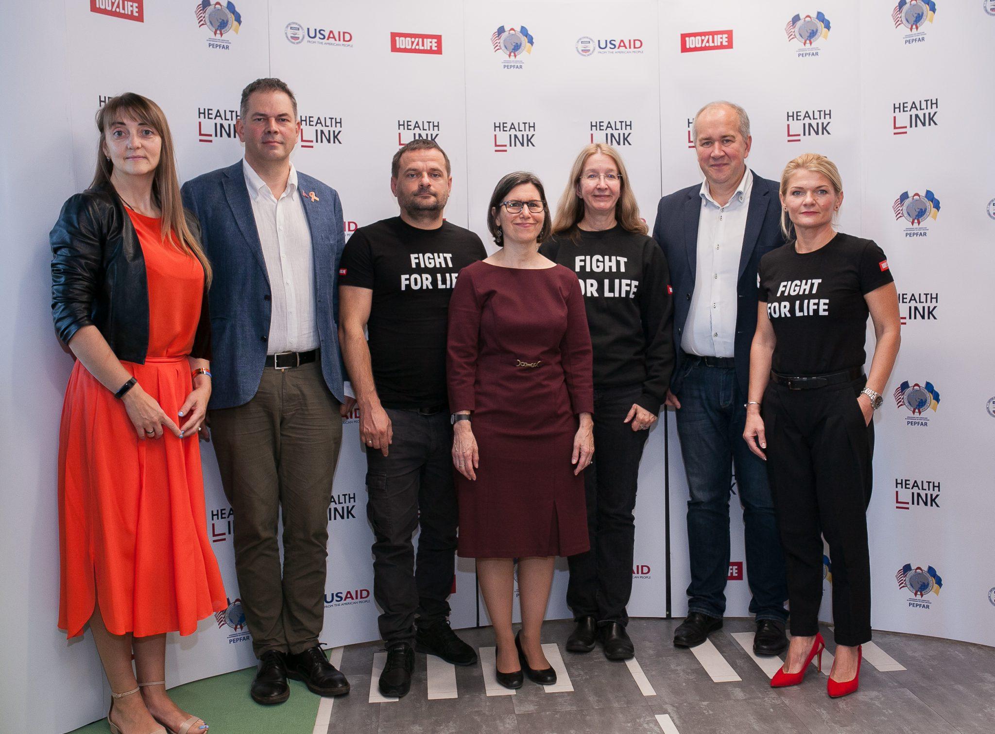 У 2019 році чверть мільйона українців пройдуть тест на ВІЛ