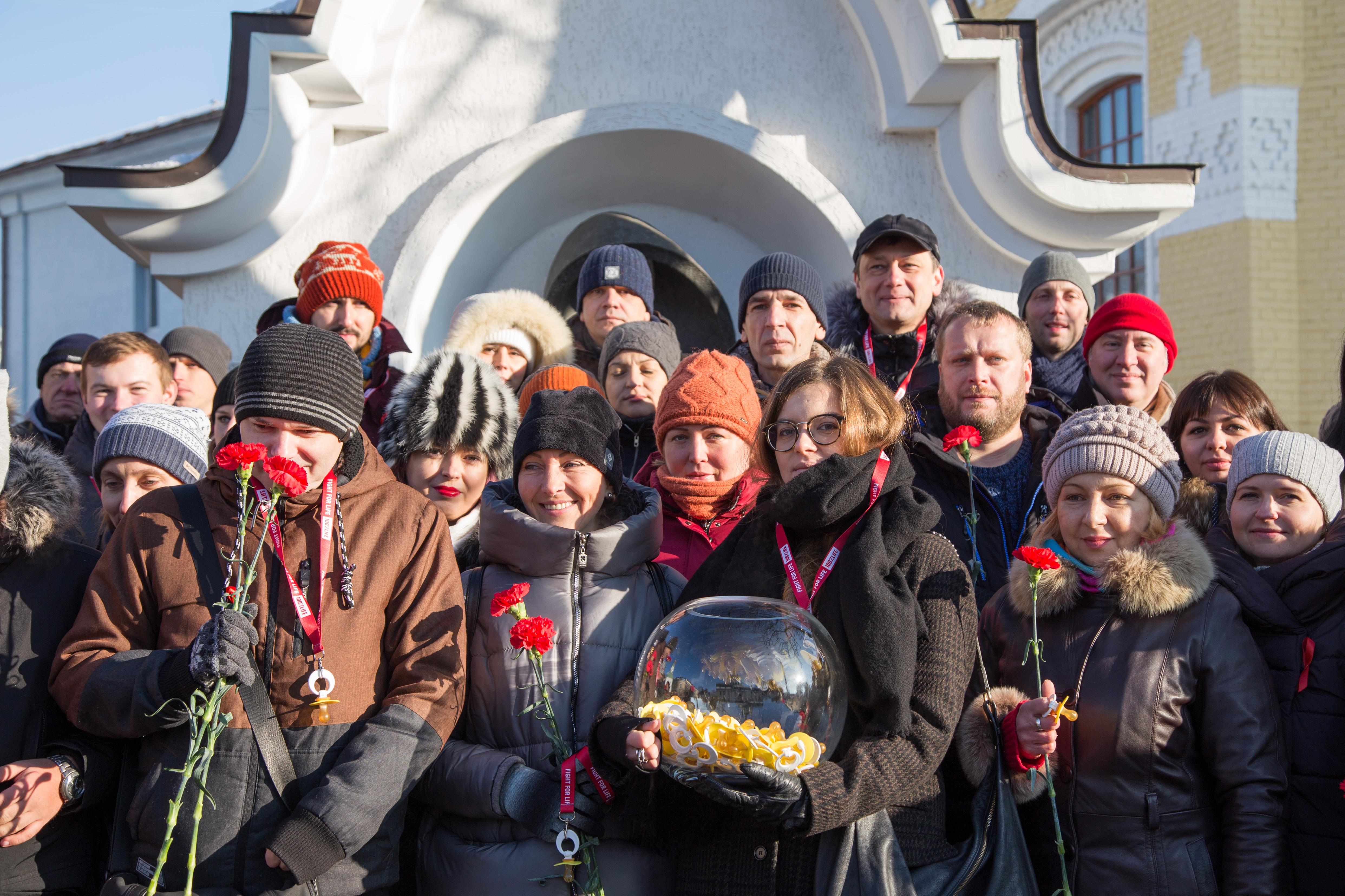Накануне Всемирного дня борьбы со СПИДом украинцев призвали отказаться от детского поведения пройти тестирование на ВИЧ