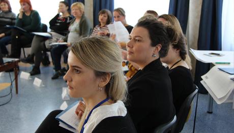 «100% життя» та ITech готують тренерів серед медсестер