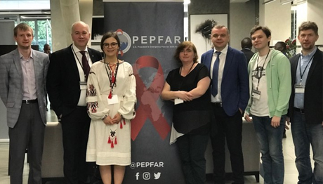 Посол PEPFAR Дебора Беркс отметила роль гражданского общества в Украине