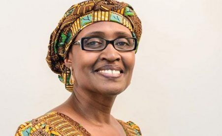 """CO """"100% LIFE"""" welcomes the appointment of Winnie Byanyima as UNAIDS Executive Director"""