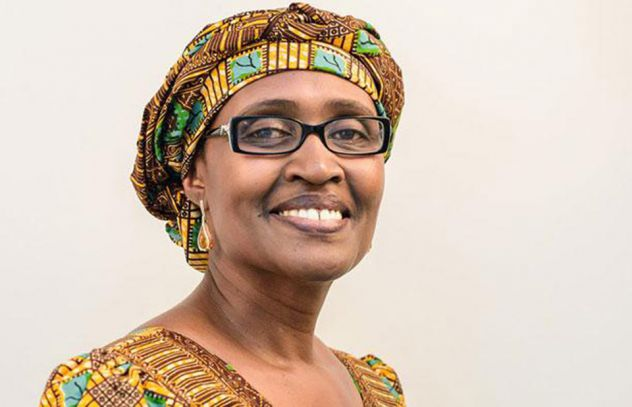 "CO ""100% LIFE"" welcomes the appointment of Winnie Byanyima as UNAIDS Executive Director"