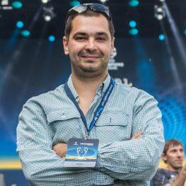 Yaroshevskiy  Sergii