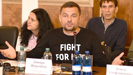 Пациентские организации подписали резолюцию с Михаилом Радуцким и Зоряной Скалецкой