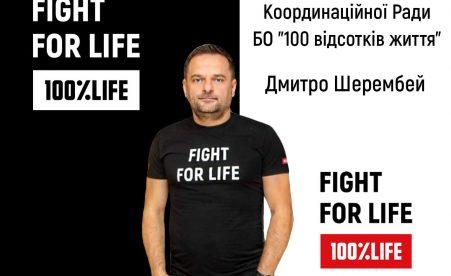"""Результаты выборов главы Координационного совета БО """"100% Жизни"""""""