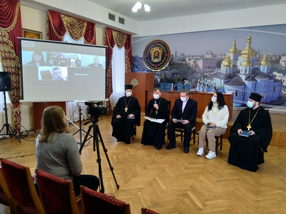 Ukrainian religious leaders join the Global Partnership for Action to Eliminate All Forms of HIV-Related Stigma and Discrimination